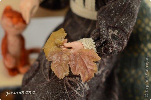 Осень... — это вовсе не закат жизненного пути, это зрелость,а еще вдохновение, мечты и надежды. фото 4