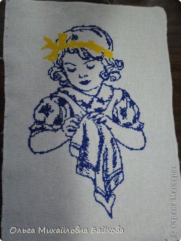 Вышивальщица фото 1