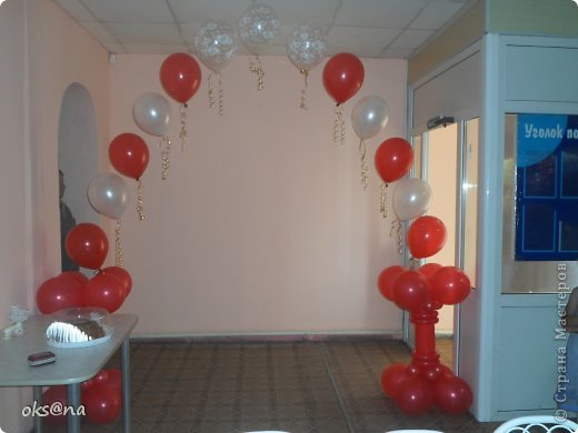бело-красная свадьба))) фото 2