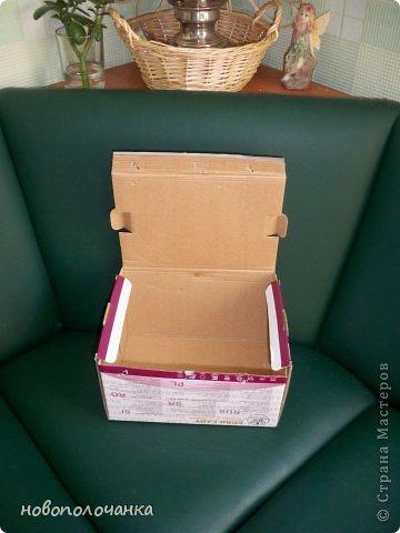 Дорогие мастерицы  берите для поделок сундуков,шкатулок плотный гофрокартон это коробки от импортных производителей  ( телевизоры ,конфеты ,электронная техника и т.д. фото 3
