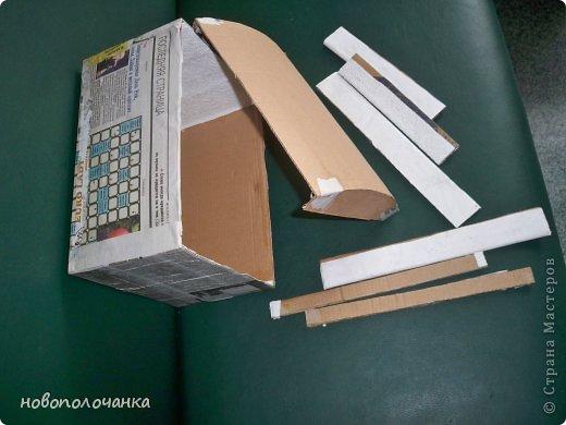 Дорогие мастерицы  берите для поделок сундуков,шкатулок плотный гофрокартон это коробки от импортных производителей  ( телевизоры ,конфеты ,электронная техника и т.д. фото 7
