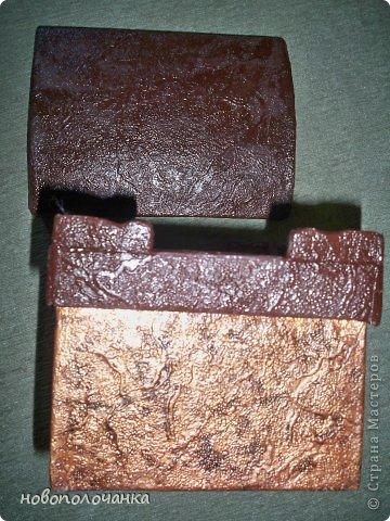 Дорогие мастерицы  берите для поделок сундуков,шкатулок плотный гофрокартон это коробки от импортных производителей  ( телевизоры ,конфеты ,электронная техника и т.д. фото 10