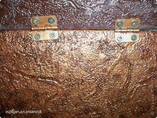 Дорогие мастерицы  берите для поделок сундуков,шкатулок плотный гофрокартон это коробки от импортных производителей  ( телевизоры ,конфеты ,электронная техника и т.д. фото 13
