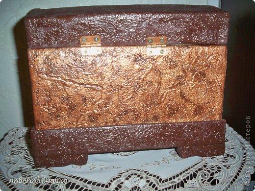 Дорогие мастерицы  берите для поделок сундуков,шкатулок плотный гофрокартон это коробки от импортных производителей  ( телевизоры ,конфеты ,электронная техника и т.д. фото 14