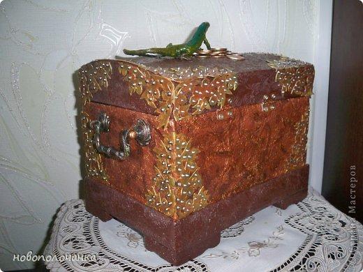 Дорогие мастерицы  берите для поделок сундуков,шкатулок плотный гофрокартон это коробки от импортных производителей  ( телевизоры ,конфеты ,электронная техника и т.д. фото 2
