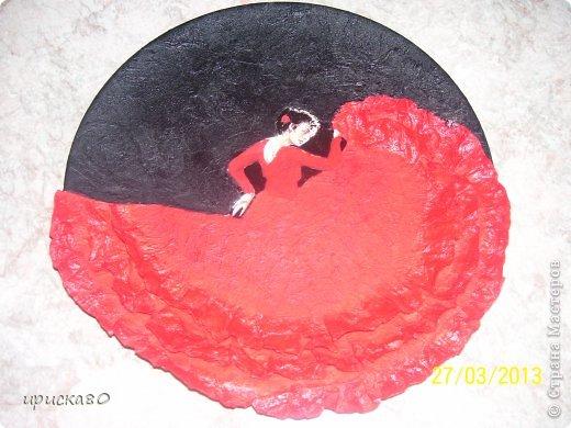 моя первая танцовщица фламенко. фото 1