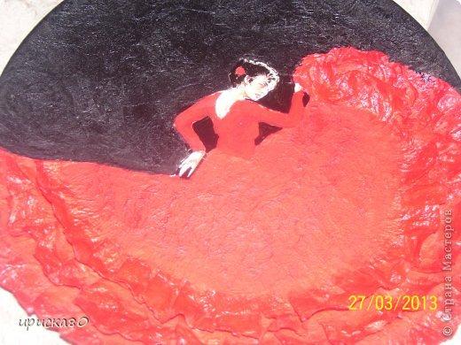 моя первая танцовщица фламенко. фото 2