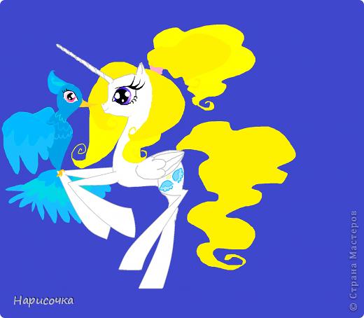 Привет! Сегодня я хочу вам показать свою коллекцию нарисованных пони из мультсериала Мой маленький пони Дружба это магия. Сначала я представлю своих пони, а затем героев мультика и схемки пони. фото 19