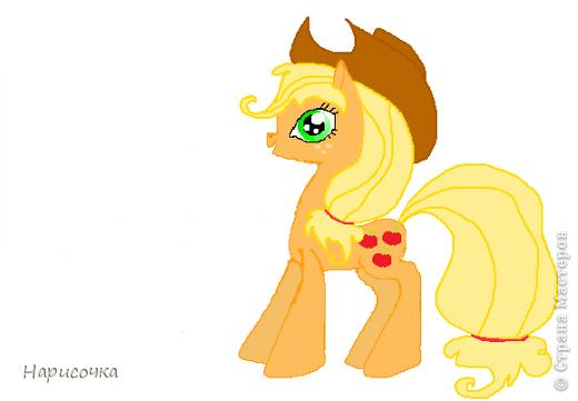 Привет! Сегодня я хочу вам показать свою коллекцию нарисованных пони из мультсериала Мой маленький пони Дружба это магия. Сначала я представлю своих пони, а затем героев мультика и схемки пони. фото 22