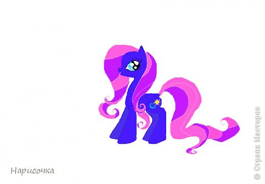 Привет! Сегодня я хочу вам показать свою коллекцию нарисованных пони из мультсериала Мой маленький пони Дружба это магия. Сначала я представлю своих пони, а затем героев мультика и схемки пони. фото 3