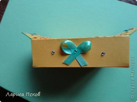 Здравствуйте , дорогие соседи ! Сегодня я к вам с коробочками-конфетками ,по МК Оли Качуровской .Спасибо , Оля!!!! Пытаюсь освоить отрисовки .Пока не очень получается. фото 4