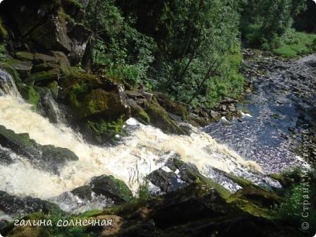 """Здравствуйте, любители путешествовать. Предлагаю вам с нашей группой совершить экскурсию """"Водопады Питкярантского района Карелии"""". Вы увидите как прекрасен наш край- Карелия и может захотите приехать к нам. фото 13"""