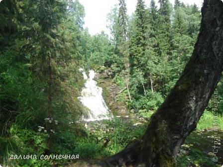 """Здравствуйте, любители путешествовать. Предлагаю вам с нашей группой совершить экскурсию """"Водопады Питкярантского района Карелии"""". Вы увидите как прекрасен наш край- Карелия и может захотите приехать к нам. фото 11"""