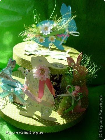 Всем привет!!! Сегодня хочу поделиться несколькими идеями для Пасхи. Вот миниатюрные открытки (размер около 8 см) ... фото 4