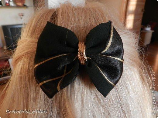 Заколка для волос фото 4