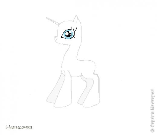 Привет! Сегодня я хочу вам показать свою коллекцию нарисованных пони из мультсериала Мой маленький пони Дружба это магия. Сначала я представлю своих пони, а затем героев мультика и схемки пони. фото 48