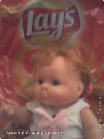 Вот моя куколка,очень красивая и пухленькая-чему я рада!Я назвала ее Сашенькой фото 2
