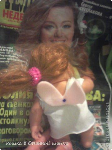 Вот моя куколка,очень красивая и пухленькая-чему я рада!Я назвала ее Сашенькой фото 4