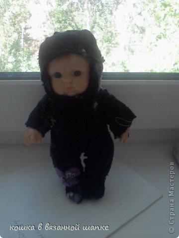 Вот моя куколка,очень красивая и пухленькая-чему я рада!Я назвала ее Сашенькой фото 6