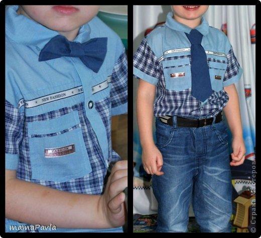 Мальчишки тоже могут быть модными )))) фото 6