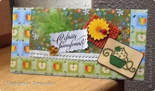 Подарочные конверты для денег фото 5