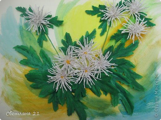 Всем привет!!!!!! У меня расцвели хризантемы.  фото 1