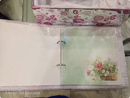 Мой самый первый свадебный набор для подружки. Книга пожеланий и папка для свидетельства фото 6
