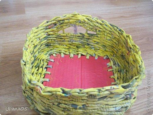 Плетенка для карандашей  фото 2