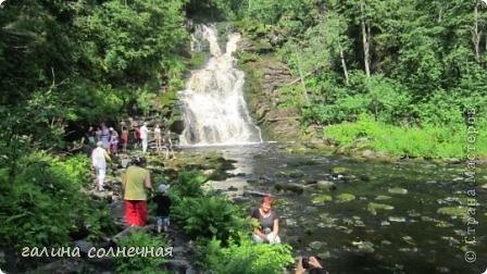 """Здравствуйте, любители путешествовать. Предлагаю вам с нашей группой совершить экскурсию """"Водопады Питкярантского района Карелии"""". Вы увидите как прекрасен наш край- Карелия и может захотите приехать к нам. фото 19"""
