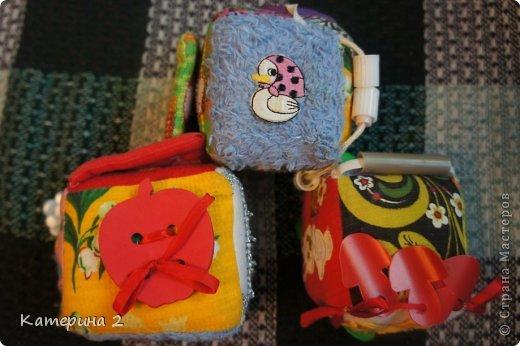 Любимые кубики для умных малышей! фото 2