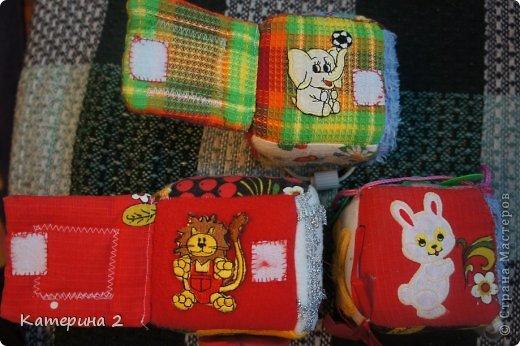Любимые кубики для умных малышей! фото 3