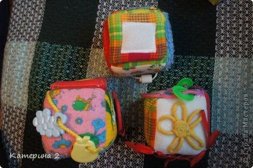 Любимые кубики для умных малышей! фото 4