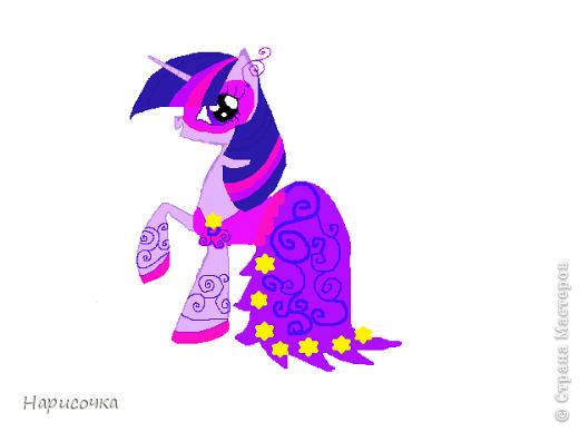 Привет! Сегодня я хочу вам показать свою коллекцию нарисованных пони из мультсериала Мой маленький пони Дружба это магия. Сначала я представлю своих пони, а затем героев мультика и схемки пони. фото 44