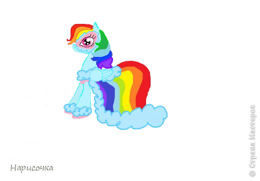 Привет! Сегодня я хочу вам показать свою коллекцию нарисованных пони из мультсериала Мой маленький пони Дружба это магия. Сначала я представлю своих пони, а затем героев мультика и схемки пони. фото 41
