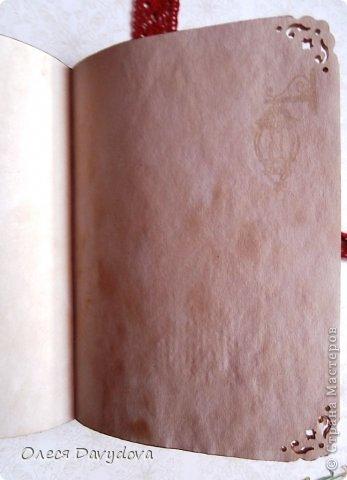 Картинка вдохновила на создание блокнота фото 9