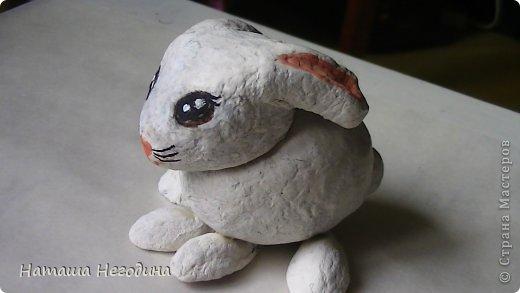 Кролик + мини МК мордочки