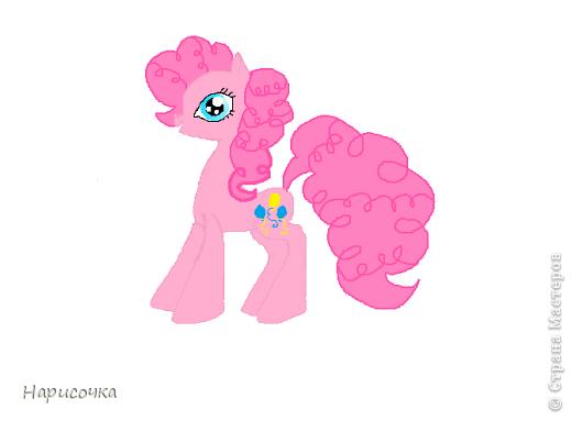 Привет! Сегодня я хочу вам показать свою коллекцию нарисованных пони из мультсериала Мой маленький пони Дружба это магия. Сначала я представлю своих пони, а затем героев мультика и схемки пони. фото 23