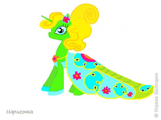 Привет! Сегодня я хочу вам показать свою коллекцию нарисованных пони из мультсериала Мой маленький пони Дружба это магия. Сначала я представлю своих пони, а затем героев мультика и схемки пони. фото 9