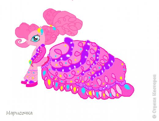 Привет! Сегодня я хочу вам показать свою коллекцию нарисованных пони из мультсериала Мой маленький пони Дружба это магия. Сначала я представлю своих пони, а затем героев мультика и схемки пони. фото 34