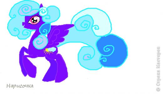 Привет! Сегодня я хочу вам показать свою коллекцию нарисованных пони из мультсериала Мой маленький пони Дружба это магия. Сначала я представлю своих пони, а затем героев мультика и схемки пони. фото 11