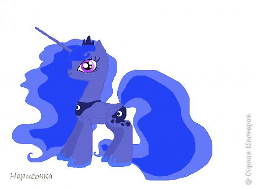 Привет! Сегодня я хочу вам показать свою коллекцию нарисованных пони из мультсериала Мой маленький пони Дружба это магия. Сначала я представлю своих пони, а затем героев мультика и схемки пони. фото 57