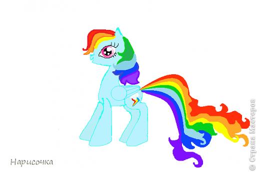 Привет! Сегодня я хочу вам показать свою коллекцию нарисованных пони из мультсериала Мой маленький пони Дружба это магия. Сначала я представлю своих пони, а затем героев мультика и схемки пони. фото 26
