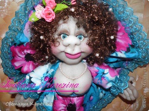 Кукла попик с бюстом мастер класс