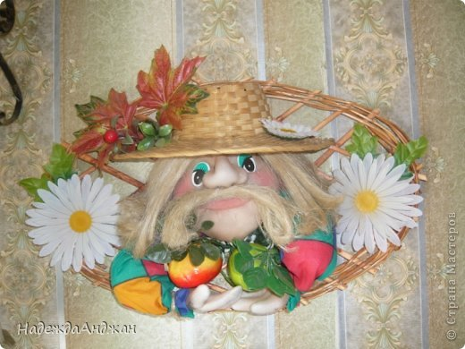 "Панно ""Садовник"" фото 1"