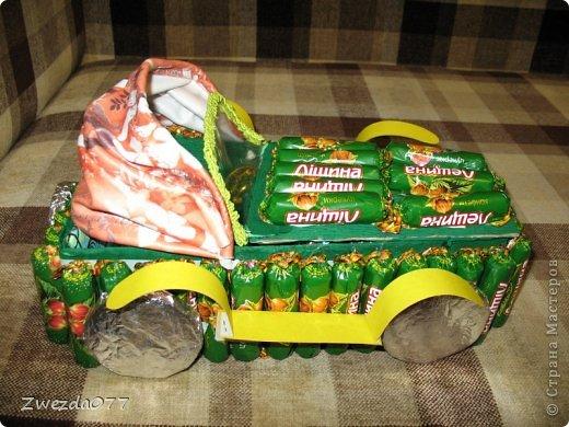 Машина для папы фото 1