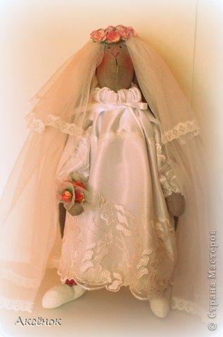 Свадебные зайцы фото 4