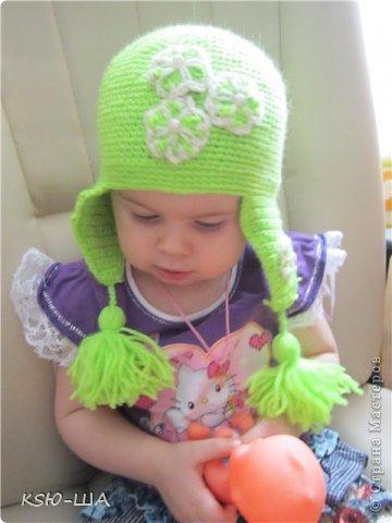 мои шапочки.. фото 4