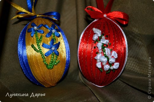 Пасхальные сувениры фото 4