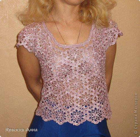 Платья, топы и кофточки фото 10