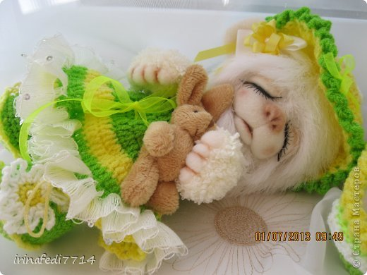 """Ланочка-""""Ромашковое настроение"""" фото 23"""